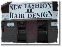 New Fashion Hair Design Salon